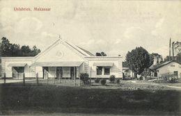 Indonesia, CELEBES SULAWESI MAKASSAR, IJsfabriek, Ice Factory (1910s) Postcard - Indonesië