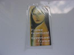 France Groenland  CHARCOT - Blocs Souvenir