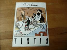 Porcelaine Tintin - Stickers