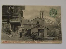 HAUTES ALPES-SAINT VERAN-1884 ED LAMBERT - Autres Communes
