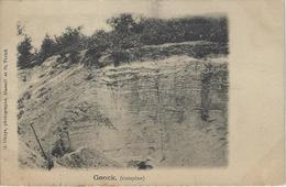 Genck.  (campine)  (met Plooi)  -  1900 - Genk