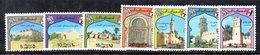 APR2257 - LIBIA LYBIA 1975 , Serie Yvert  N. 550/556  ***  MNH  Ordinaria Moschee - Libia