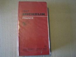 GUIDE MICHELIN  FRANCE 1967 - Michelin (guides)