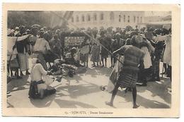 DJIBOUTI - Danse Soudanaise - Gibuti