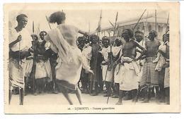 DJIBOUTI - Danses Guerrières - Gibuti