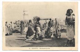 DJIBOUTI - Marchandes De Lait - Gibuti