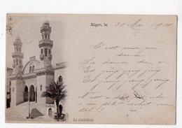 ALGER - La Cathédrale   *1900* - Alger