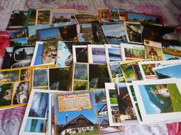 LOT DE 75 CARTES DU DOUBS ...DEPT 25 - Ansichtskarten