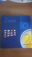 Album Euro Due Marini Completo Di Fogli Dal 2004 Al 2010 - Materiale