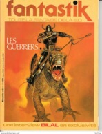 Fantastik Toute La Fantaisie De La BD -N°3 Les Guerriers - Magazines