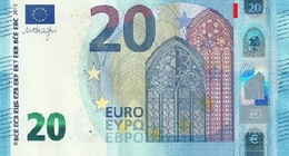EURO IRELAND 20 TC T005 CIRCULATED DRAGHI - EURO
