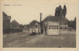 Oetingen.   -   Tram Station - Gooik