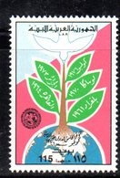 APR2268 - LIBIA LYBIA 1976 , Serie Yvert  N. 587  ***  MNH - Libia