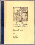 Jaarboek 1976 TER CUERE BREDENE & Oostende VISSERS-KAAI ENSOR-MOLEN SAS-KERMIS CAFE-SLIJKENS VISSERIJ HERBERG Z797D - Bredene