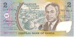 SAMOA 2 TALA 2009 PICK 31n AAN POLYMER UNC - Samoa