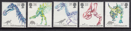 Great Britain MNH Michel Nr 1350/54 From 1991 / Catw 7.50 EUR - 1952-.... (Elisabeth II.)