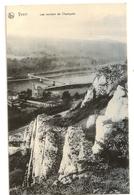 11 -Yvoir - Les Rochers De Champale - Yvoir