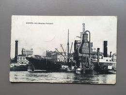ANTWERPEN - ANVERS - ELEVATEUR FLOTTANT 1914 - Antwerpen