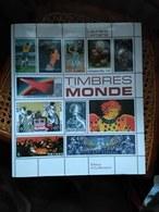 Livre TIMBRES DU MONDE - Sonstige Bücher