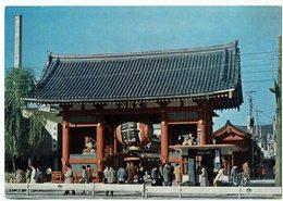 Japan, Kaminarimon Gate, Tokyo Asakusa - Tokyo