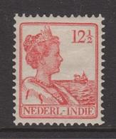 Nederlands Indie 117 MLH ; Koningin, Queen, Reine, Reina Wilhelmina 1913 NETHERLANDS INDIES PER PIECE - Niederländisch-Indien