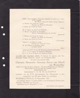 WEZEVELD-TWELLO Clemens Alexander Baron Van HÖVELL Tot WESTERFLIER 85 Ans 1927 Veuf De KUIJPER Nederlanden - Overlijden