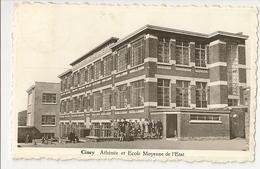 1 -Ciney - Athénée Et Ecole Moyenne De L' Etat - Ciney