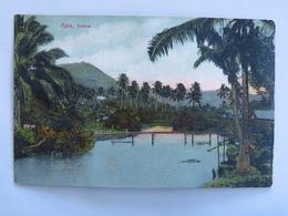 C. P. A. : SAMOA : APIA, Bridge - Samoa