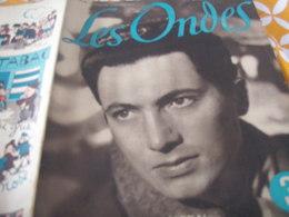 ONDES RADIO PARIS/JACQUES JANSEN/COLLABORATION TESSIER/CONCERT LAMOUREUX/JACQUES DUTAL ANNIE ROZANNE/MONY DALMES/LOTERIE - 1900 - 1949