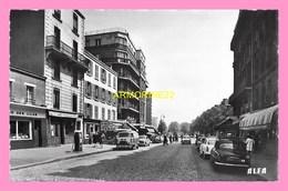 CPSM  PARIS  Rue Belleville à La Porte Des Lilas - Arrondissement: 19