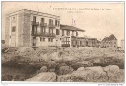LE CROISIC - Grand Hôtel Des Bains Et De L'Océan - Fleury Propriétaire (1906) - VENTE DIRECTE X - Le Croisic