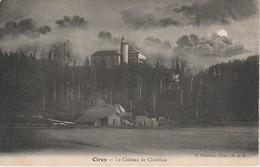 54 - CIREY - Le Château De Châtillon - Cirey Sur Vezouze