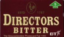 UK : BTG543 DIRECTORS BITTER    Beer Thematic MINT  (x) - Regno Unito