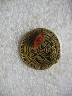 Pin's De L'Association Pour La Pratique Du Tir à OBERNAI (Dépt 67) - Tir à L'Arc