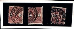 6645B) ITALIA -1 L. Soggetti Allegorici - Segnatasse Per Vaglia - 1 Luglio 1924- USATO UN PEZZO - Nuevos