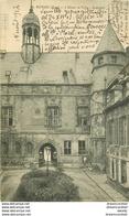 60 NOYON. Hôtel De Ville L'intérieur. Ecrite à La Marquise Visconti Arconati 1912 - Noyon
