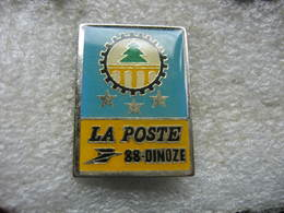 Pin's De La Poste De La Commune De DINOZE (Dépt 88) - Postes