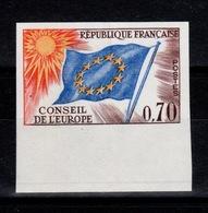 Non Dentelés - Service YV 35 N** BdF - France