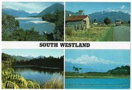 Neuseeland, New Zealand, South Westland - New Zealand