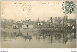 14 CAEN. Top Promotion. Vue Des Bassins 1904 - Caen