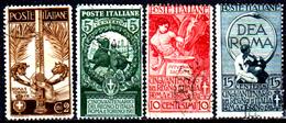 Italia-A-0012- Emissione 1911 (o) Used - Probabile Bollatura Filatelica D'epoca - Senza Difetti Occulti. - 1900-44 Victor Emmanuel III