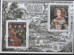 Bloc F5236 Grandes Heures De L'Histoire De France - Blocs & Feuillets