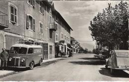 73 SAVOIE FRONTENEX Les 4 Chemins Fourgon Peugeot L'Etoile Des Alpes - Citroën 2 Chevaux Carte Neuve - Other Municipalities