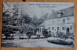Orroir - Mont De L'Enclus - Café De Belle-Vue - Van Caeneghem-Baert - Timbre Retiré : Détérioration Angle SupG (n°15943) - Belgio