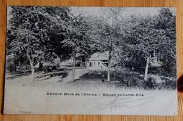 Orroir - Mont De L'Enclus - Maison Du Garde-Bois - Dos Simple 1906 - (n°15944) - Belgique