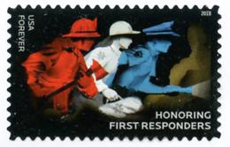 Etats-Unis / United States (Scott No.5316 - First Responders) (o) - Gebruikt