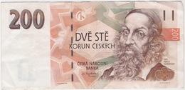 Czech Republic 200 Korun 1998 P-19 /021B/ - Czech Republic