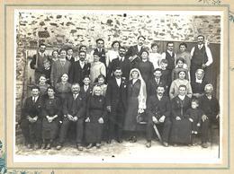 LOUVIGNÉ De BAIS - LA GUERCHE - PHOTO D'ARCHIVE FAMILIALE - MARIAGE - Autres Communes