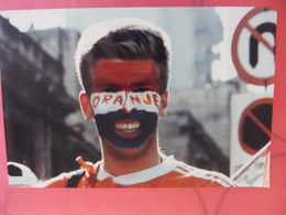 "RED PASSION ""MUNDIAL ORANJE"" STAMPA FOTO COLORI 20X30 PHOTO VINTAGE - Sport"
