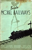 Catalogue LEEDS MODEL CO LMC 1936 O Gauge Railway Model Parts & Components Defekt - Livres Et Magazines
